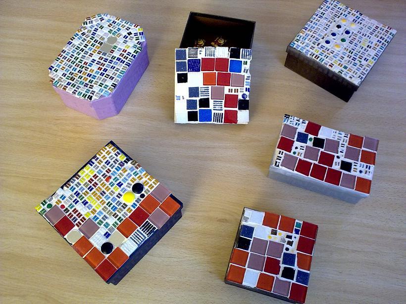 Das Mosaik-Projekt 2011/2012