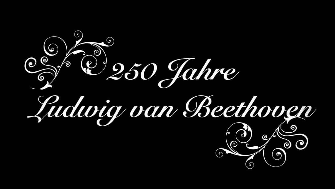 Cumpleaños de Ludwig van Beethoven